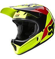 Fox Rampage Mako Downhill/Freeride Integralhelm, Mako Yellow