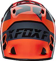 Fox Rampage Mako Downhill/Freeride Integralhelm, Mako Orange