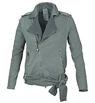 Freddy Freizeitjacke Damen, Old Green Anthracite
