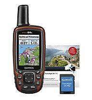 Garmin GPS Gerät + GPS Karte