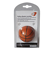 Get Fit Rubber Ball Basket, Orange