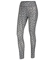 Get Fit Pant Tight Stampato Frieda, Black/Grey/White
