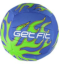 Get Fit Volley Ball Jersyprene, Blue/Green