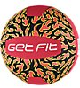 Get Fit Palla Volley Neoprene, Red/Black