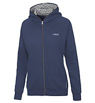 Get Fit Woman Sweater Full Zip Hoody - giacca con cappuccio donna, Navy