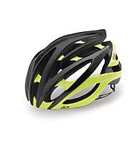 Giro Atmos II, Matte Black/Highlight Yellow