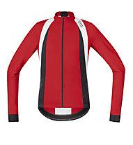 GORE BIKE WEAR Oxygen Jersey Long, Red/Black