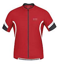 GORE BIKE WEAR Power 2.0 Jersey, Red/Black