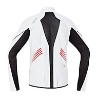 GORE RUNNING WEAR Magnitude WINDSTOPPER Active Shell - Windjacke, White/Black