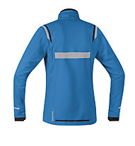 GORE RUNNING WEAR Mythos 2,0 WINDSTOPPER - giacca running, Light Blue