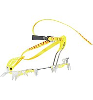 Grivel Air Tech Light New Matic, Yellow/Metal