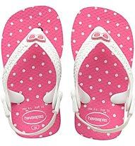 Havaianas Havaianas Baby Infradito Bambini, Pink