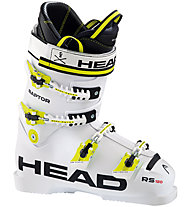 Head Raptor 120 RS - scarpone sci alpino, White/Yellow