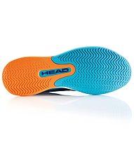 Head Scarpe tennis Sprint Team, Blue/Orange