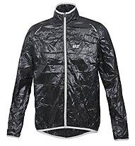 Hot Stuff Men's Wind Jacket, Black
