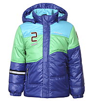 Icepeak Jason Kd., Navy/Light Blue/Green