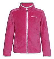 Icepeak Jinny KD Kinder-Fleecejacke, Pink