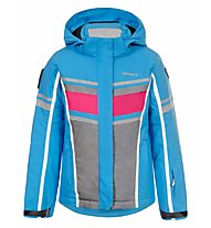 Icepeak Giacca sci bambina Holly JR, Light Blue