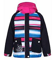 Icepeak Jenna KD Kinder-Skijacke, Pink/Blue
