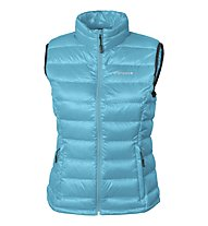 Icepeak Vivien Damenweste Daune, Light Blue
