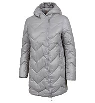 Iceport Zig Zag - Damenjacke, Light Grey
