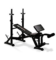 JK Fitness Trainingsbank 6070 mit Ablage, Black