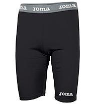 Joma Short Fleece pantaloni corti intimi uomo + bambino, Black