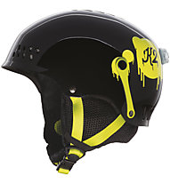 K2 Skis Entity - Helm, Black
