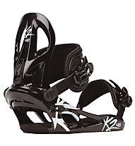 K2 Snowboarding Mach, Black