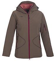 Kaikkialla Sivi 14 giacca con cappuccio donna, Rain Drum