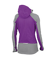 Karpos Vetta Jacke Damen, Light Grey/Violet