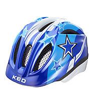 KED Meggy Kinder-Radhelm, Blue Stars