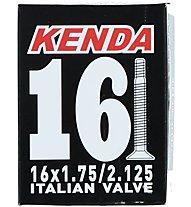 Kenda Schlauch 16'' x 1,75'' - 2,125'', Black