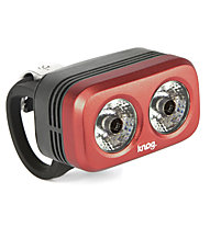 Knog Luce a LED anteriore Blinder Road 2, Red