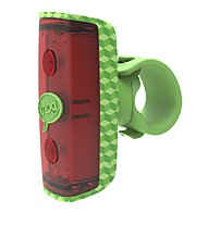 Knog Luce posteriore a LED Pop R, Green