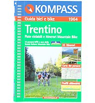 Kompass MTB guida Trentino, Italiano
