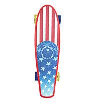 "Kryptonics Torpedo Flag 22,5'' x 6"", Light Blue/Red"