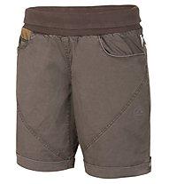 La Sportiva Oliana pantaloni corti arrampicata donna, Brown