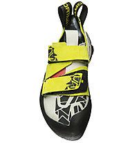 La Sportiva Otaki Women's - scarpa arrampicata donna, Sulphur/Coral