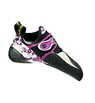 La Sportiva Solution Damen, White/Pink