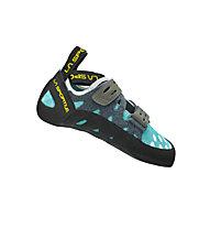 La Sportiva Tarantula Women's - scarpetta arrampicata donna, Turquoise