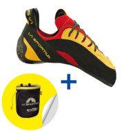 Sport > Alpinismo > Scarpe arrampicata >  La Sportiva Testarossa