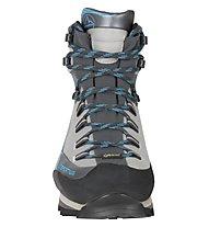 La Sportiva Trango Trek Micro GTX W Damen Trekkingschuh, Grey/Blue