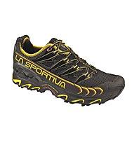 La Sportiva Ultra Raptor, Black/Yellow
