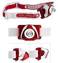 LED Lenser SEO5, Red