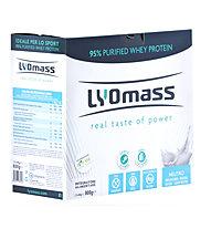 LYOmass LYOmass Protein-Nahrungsmittelergänzung 800g (20 x 40g), Neutral