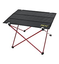 Meru Camping Table, Red/Black