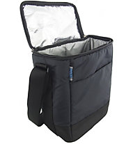 Meru Thermo Soft Cooler XL, Caviar (Black)/Darkgrey