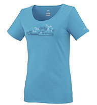 Millet Katmandou T-shirt donna, Horizon Blue