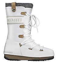 Moon Boot WE Monaco Felt, White